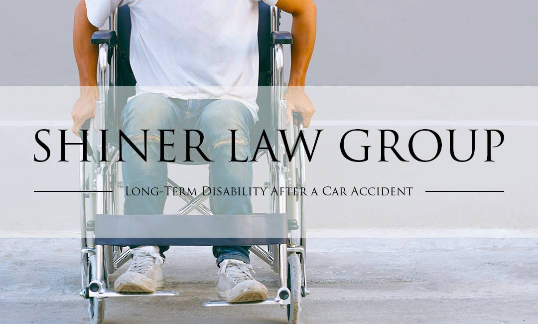 Long term disability after a car accident