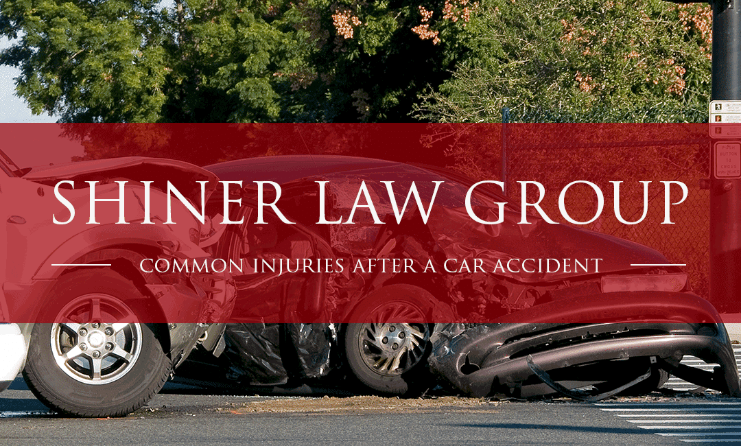 Common Injuries After A Car Accident