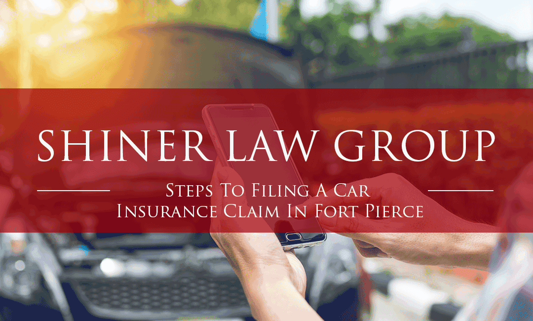 Steps To Filing A Car Insurance Claim