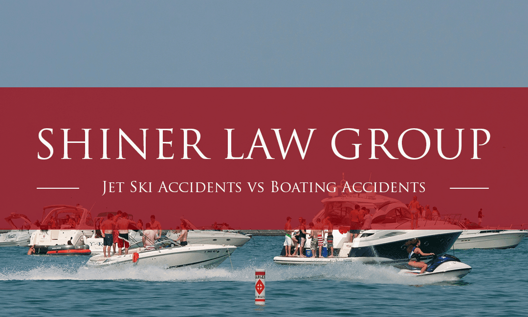 Jet Ski Accidents vs Boating Accidents