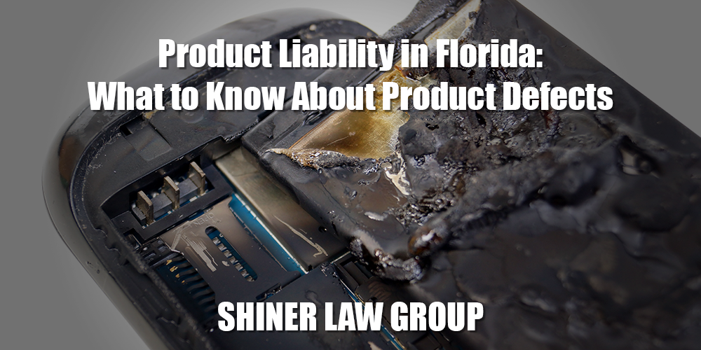 Product Liability in Florida – What to Know About Product Defects